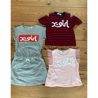エックスガール(X-girl)の専用 XGIRL  キッズ 120(Tシャツ/カットソー)