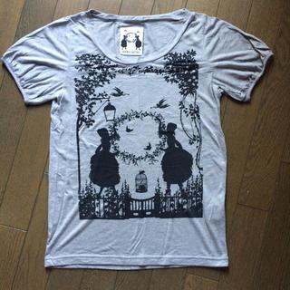 シエラレオン(SIERA LEONE)のSIERA LEONE グレー Tシャツ(Tシャツ(半袖/袖なし))