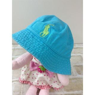 POLO RALPH LAUREN - 【新品】ポロラルフローレン 帽子 52cm ★02YE0611013