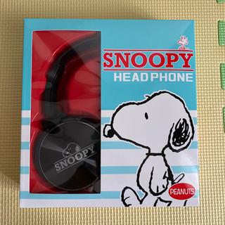 スヌーピー(SNOOPY)のSNOOPY ヘッドホン(ヘッドフォン/イヤフォン)