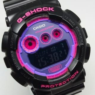 ジーショック(G-SHOCK)のスーパーイルミネーター GD-120N-1B4JF G-SHOCK(腕時計(デジタル))