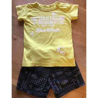 アンパサンド(ampersand)のアンパサンド Tシャツ パンツ セット 90(Tシャツ/カットソー)