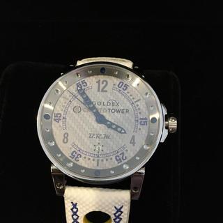 B.R.M GOLDEX CRYPTO TOWER自動巻き未使用品(腕時計(アナログ))