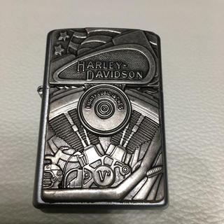ハーレーダビッドソン(Harley Davidson)のハーレーダビッドソン ジッポー(タバコグッズ)
