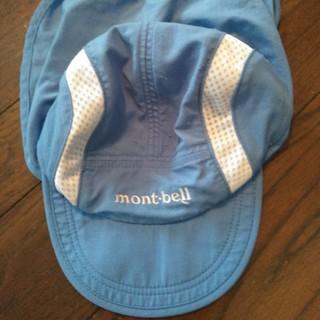 mont bell - mont-bell キッズ帽子