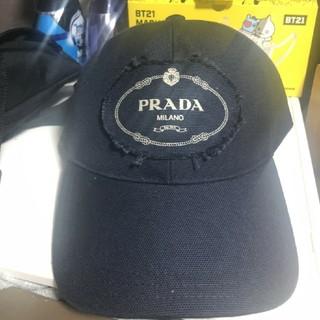 プラダ(PRADA)のPRADA キャップ 美品(キャップ)