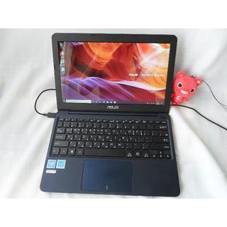エイスース(ASUS)のASUS 11.6inc SSD(eMMC) WIndows10(ノートPC)
