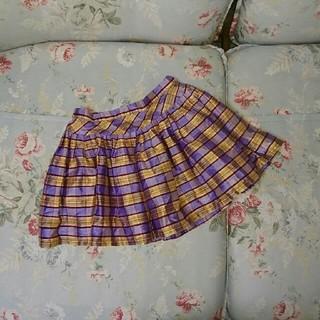 アニエスベー(agnes b.)のUSED☆agnes b. アニエスベー キッズ スカート 4ans 100(スカート)
