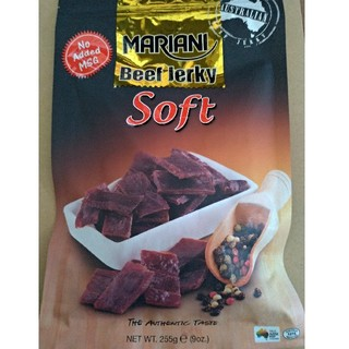 コストコ(コストコ)のSoft MARIANI Beef Jerky(乾物)