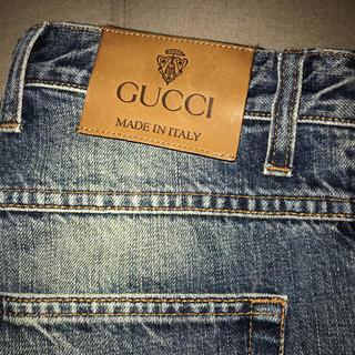 グッチ(Gucci)のGUCCI ジーンズ(デニム/ジーンズ)