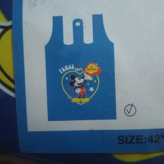 ミッキーマウス(ミッキーマウス)の新品 ミッキーのエコバッグ(エコバッグ)