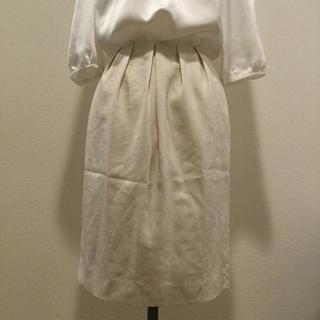 アルファキュービック(ALPHA CUBIC)のALPHA CUBIC  スカート(ひざ丈スカート)