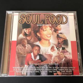 SOUL FOOD SOUNDTRACK(映画音楽)