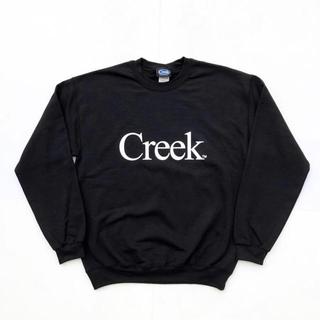 Creek Angler's Device Crew neck(スウェット)