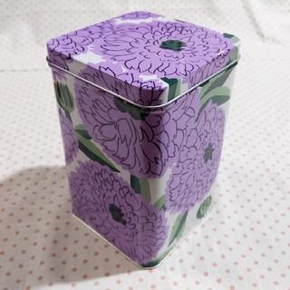 マリメッコ(marimekko)の新品未使用 マリメッコ プリマヴェーラ ティン缶 (小物入れ)