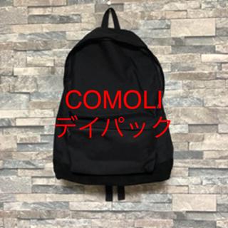 コモリ(COMOLI)のCOMOLI デイパック リュック(バッグパック/リュック)