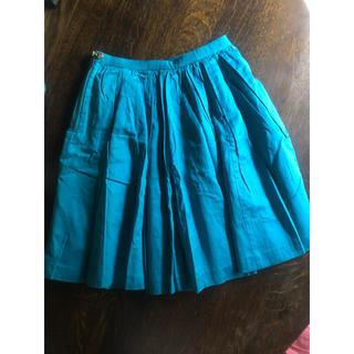 アナスイ(ANNA SUI)のアナスイ ANNASUI ふんわり ギャザースカート(ひざ丈スカート)