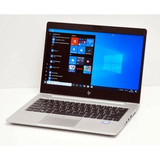 ヒューレットパッカード(HP)の第8世代830 G5 Corei5-8350U+office2019 pro付き(ノートPC)