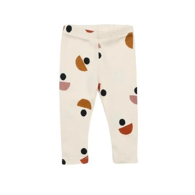 こどもビームス(コドモビームス)のオーガニックズー レギンス キッズ/ベビー/マタニティのベビー服(~85cm)(パンツ)の商品写真