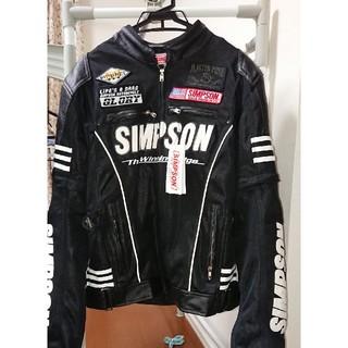 シンプソン(SIMPSON)のシンプソンジャケット(ライダースジャケット)