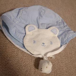 ベビーグース(BabyGoose)のベビーグース しろくまさん帽子 (帽子)