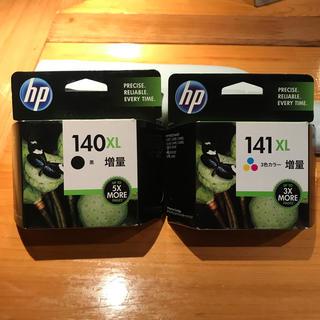 ヒューレットパッカード(HP)のhp インクカートリッジ 2個セット(オフィス用品一般)