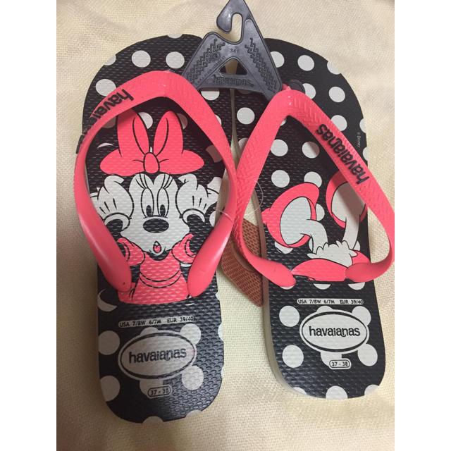 havaianas(ハワイアナス)のハワイアナス ビーチサンダル ディズニー レディースの靴/シューズ(ビーチサンダル)の商品写真