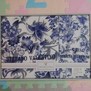 ステファノバレンチノ(STEFANO VALENTINO)のタオルセット(タオル/バス用品)