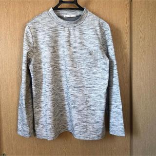 ikka 長袖 カットソー ロンT Mサイズ 300円 ロングTシャツ