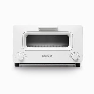 バルミューダ(BALMUDA)の新品 バルミューダ BALMUDA スチームトースター K01E-WS 送料込み(調理機器)