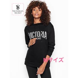 ヴィクトリアズシークレット(Victoria's Secret)のヴィクトリアシークレットスポーツ パーカー M【新品】(パーカー)