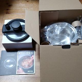 マイヤー(MEYER)のマイヤー クイッカークッキング 圧力鍋(鍋/フライパン)