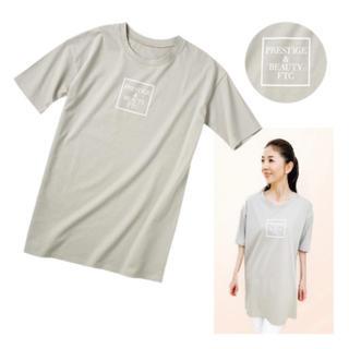 君島十和子 FTC オリジナル リラクシングトップス(Tシャツ(半袖/袖なし))