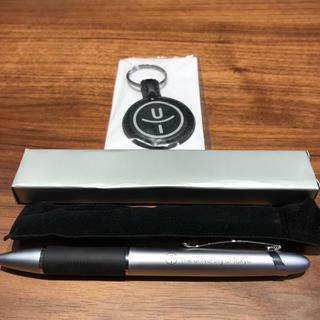 再値下げしました 東京大学 UTマークボールペン&キーホルダー(ノベルティグッズ)