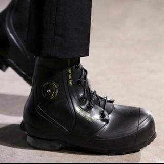 ラフシモンズ(RAF SIMONS)のミッキーマウスブーツ(ブーツ)