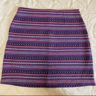 エゴイスト(EGOIST)のEGOIST 台形スカート タイトスカート(ミニスカート)