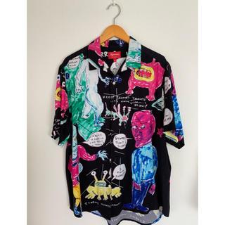 シュプリーム(Supreme)のSupreme Daniel Johnston Rayon S/S Shirt(シャツ)