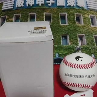 第101回 全国高校野球選手権大会公式球(記念品/関連グッズ)