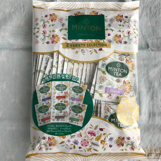 ミントン(MINTON)のミントンティー ミントン 紅茶 バラエティパック 54パック(茶)