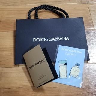 ドルチェアンドガッバーナ(DOLCE&GABBANA)のDOLCE&GABBANA ドルガバセット(ショップ袋)