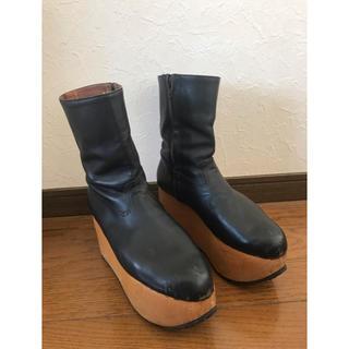 ヴィヴィアンウエストウッド(Vivienne Westwood)のヴィヴィアンウエストウッド ロッキンホース ブーツ(ブーツ)