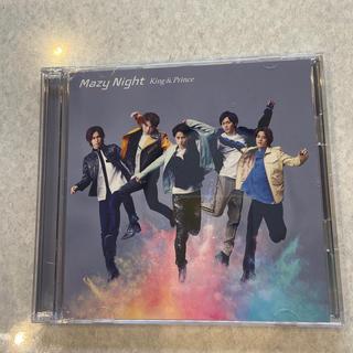 ジャニーズ(Johnny's)のMazy Night(初回限定盤B)(ポップス/ロック(邦楽))