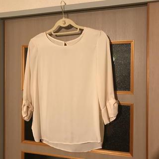 ノーリーズ(NOLLEY'S)のとろみシャツ(シャツ/ブラウス(長袖/七分))