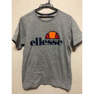 エレッセ(ellesse)のエレッセ Tシャツ グレー Mサイズ(Tシャツ/カットソー(半袖/袖なし))