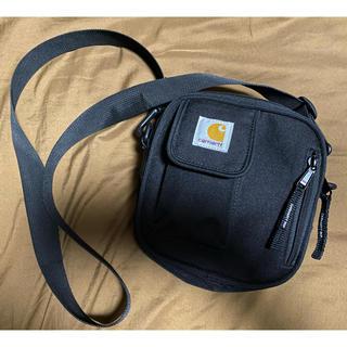 カーハート(carhartt)のcarhartt shoulder bag カーハート ショルダーバッグ 黒 (ショルダーバッグ)