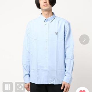 ケンゾー(KENZO)のKENZO シャツ Lサイズ 青 ケンゾー パリ(シャツ)