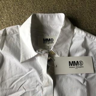 エムエムシックス(MM6)のMM6 MAISON MARGIELA ロングスリーブシャツ(シャツ/ブラウス(長袖/七分))