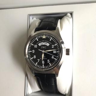 インターナショナルウォッチカンパニー(IWC)のIWC  パイロット UTCフリーガー ギャランティ有 美品(腕時計(アナログ))