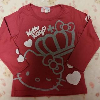 ベビードール(BABYDOLL)のベビードール キティコラボ長袖Tシャツ(Tシャツ/カットソー)