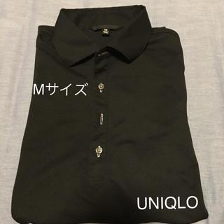 ユニクロ(UNIQLO)のドライシャツカラー ポロシャツ(ポロシャツ)